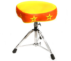 Pork Pie Big Boy Star Drum Throne With Base