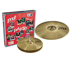 Paiste Pst3 Essential Cymbal Set - 14