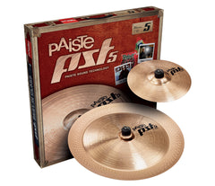 Paiste Pst5 Effects Cymbal Pack