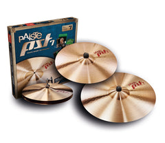 Paiste PST7 Three Piece Rock Cymbal Set