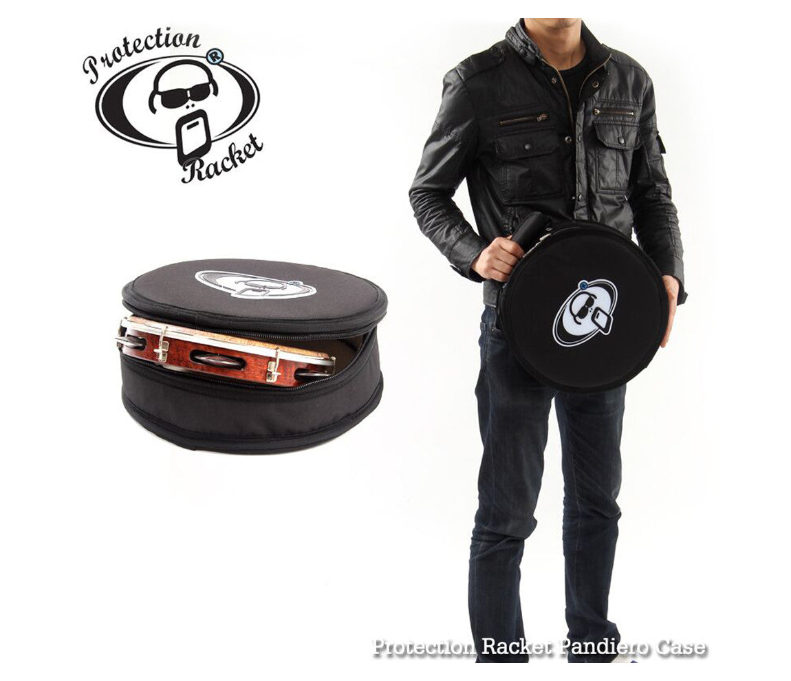 Protection Racket Pandiero Case - 12
