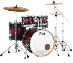 Pearl Decade Maple DMP Gloss Deep Red