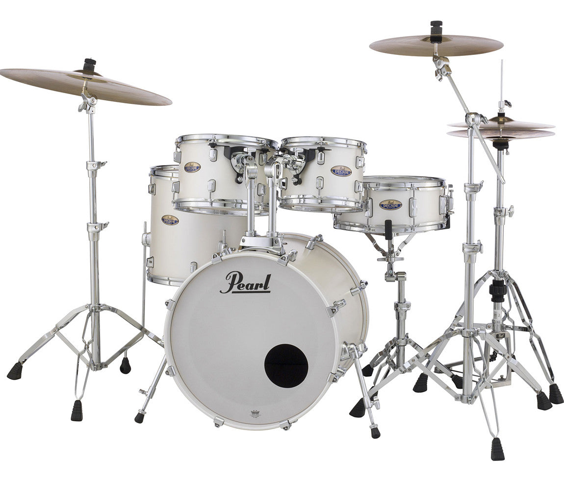 Pearl Decade Maple DMP White Satin Pearl