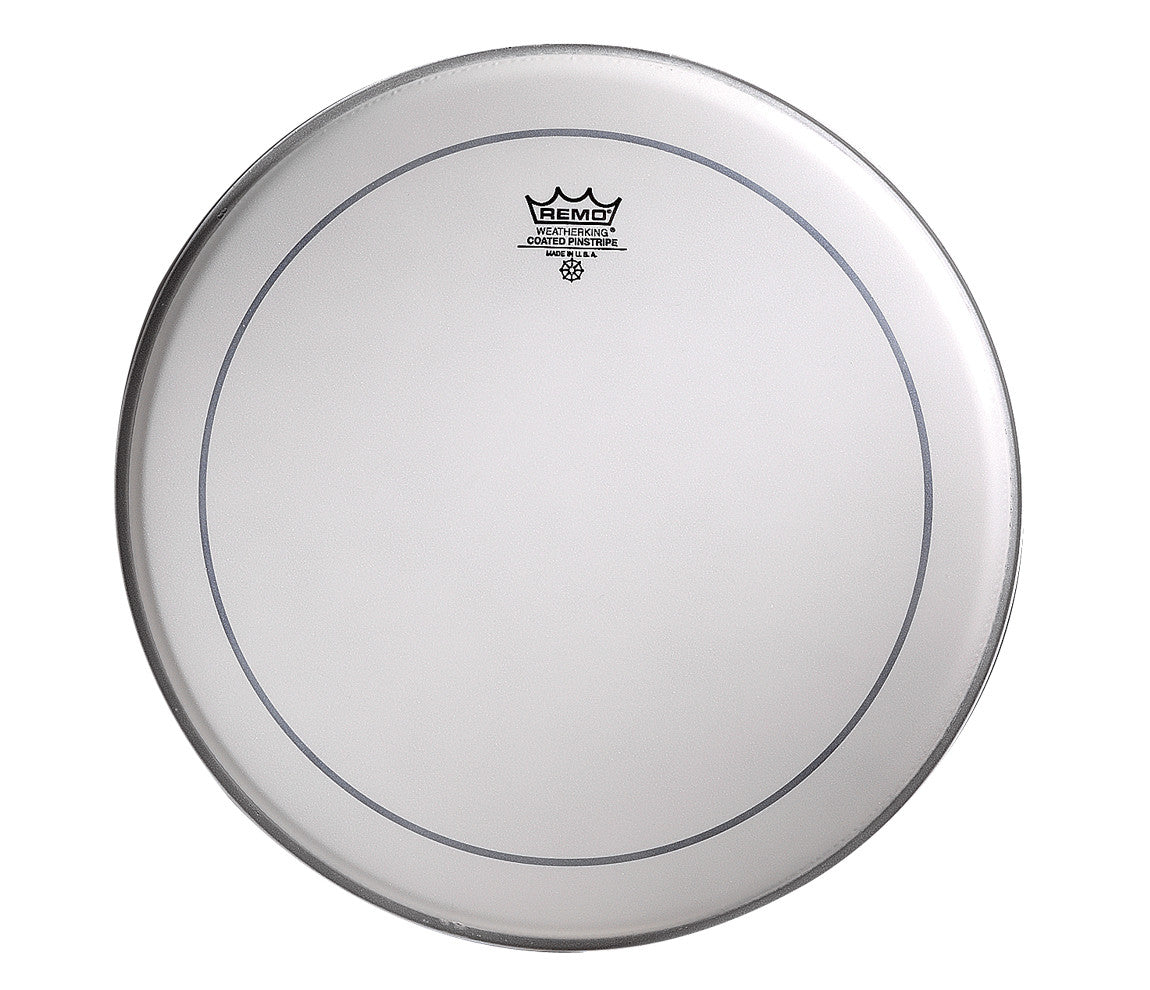 Remo Pinstripe 24'' Coated Bass Drum Head