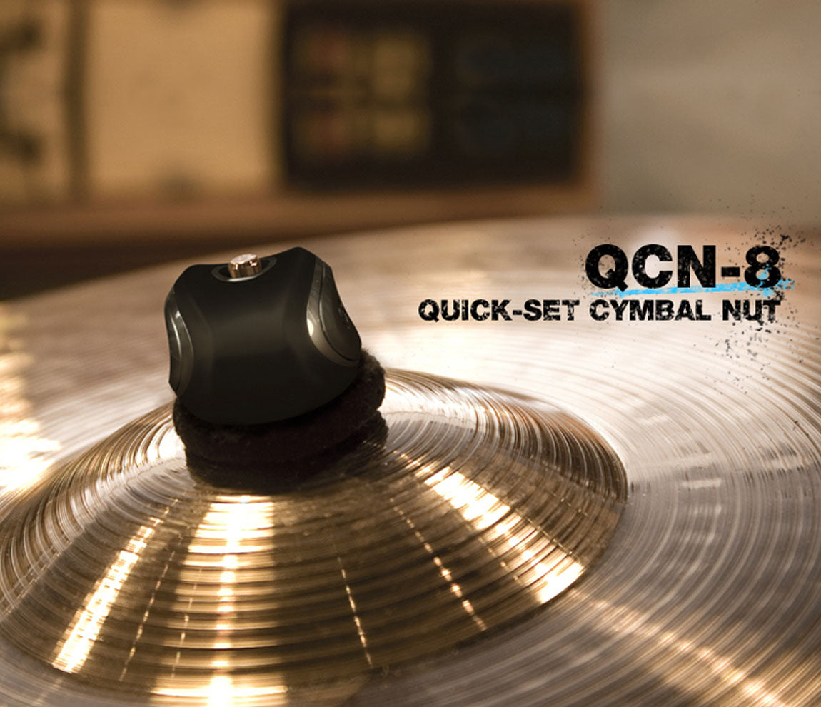 QCN8 Quick Release Cymbal Locking Nut, QCN8, Cymbal Parts & Accessories