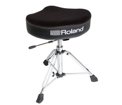 Roland, Drum Throne, Roland Accessories 2018, Drum Accessories, Black Finish, RDT-SH