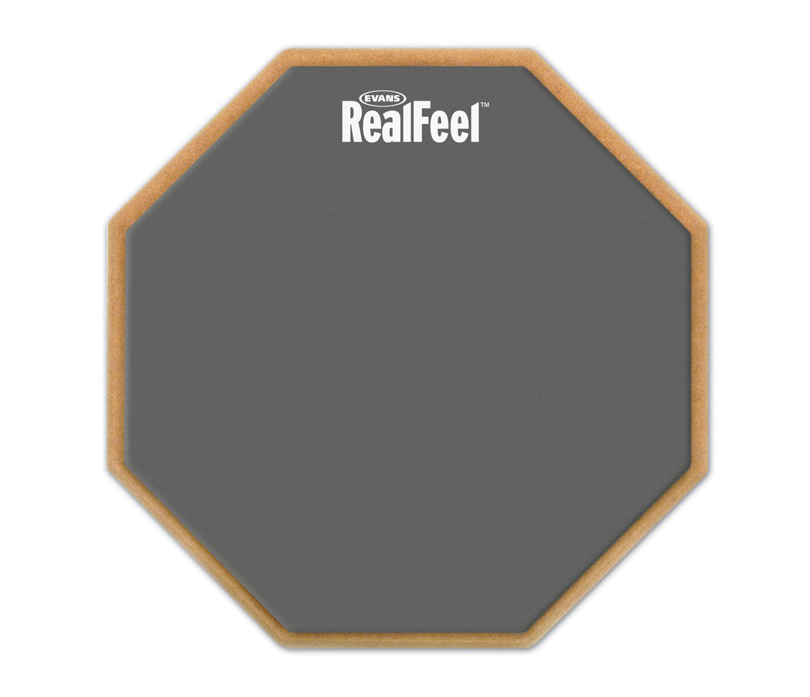 RF12D Evans Real Feel Pad