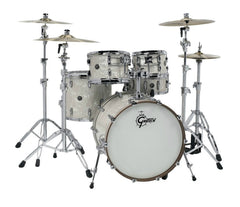 2016 Gretsch Renown Vintage Pearl Drum Kit