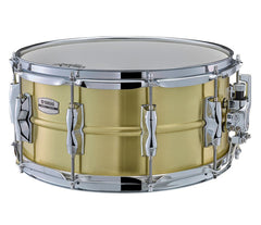 RRS1465 Yamaha Recording Custom Brass Snare Drum