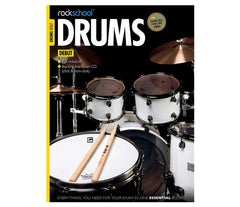 Rock School Drums Debut Book