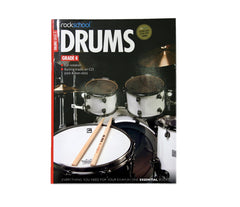 Rock School Drums Grade 4 Book