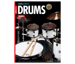 Rock School Drums Grade 5 Book