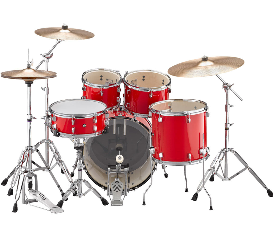 yamaha rydeen 20 rock fusion drum kit with hardware and cymbal pack i drum shop. Black Bedroom Furniture Sets. Home Design Ideas
