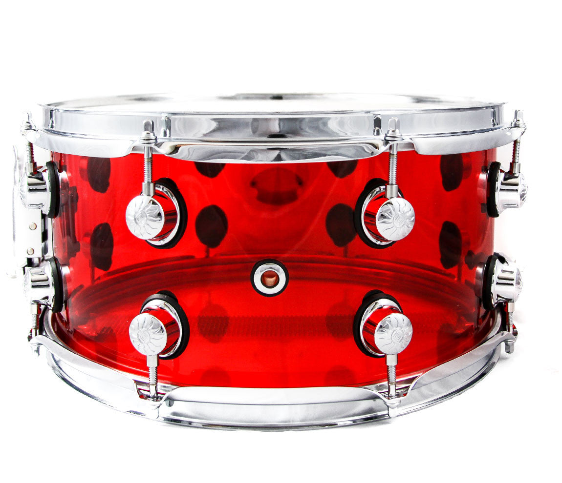 Natal Red Snare Drums, Nataldrums, 13