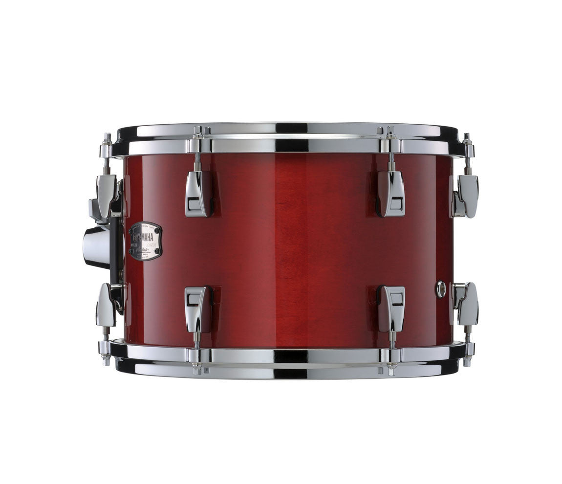 Yamaha Absolute Hybrid Maple Drum Kit in Autumn Red
