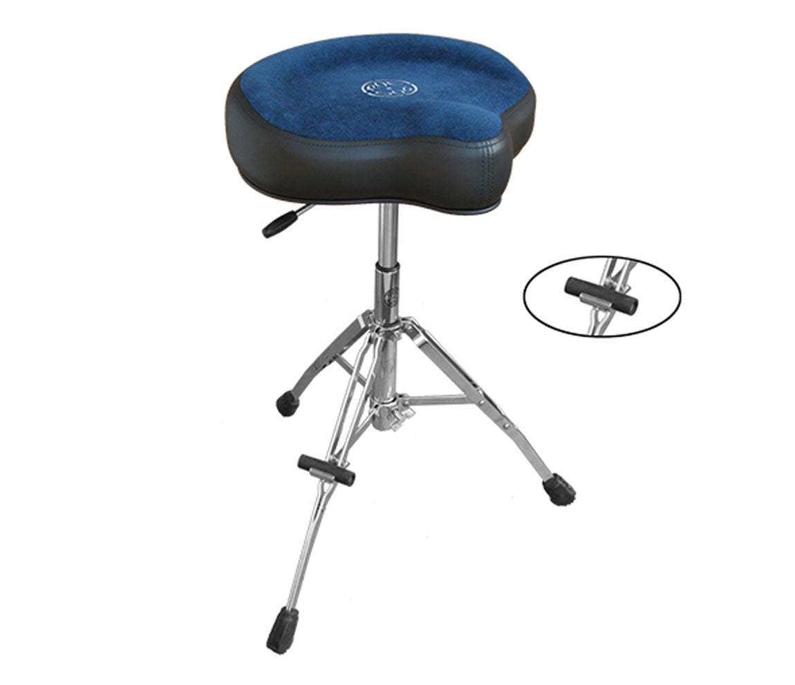 Roc N Soc Peg-It Foot Rest Attachment, Roc N Soc, Drum Thrones, Hardware, Parts and Accessories, Foot Rest