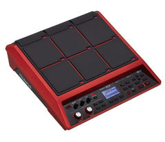Roland SPD-SX Special Edition Sampling Pad, Roland, Sampling Pads, Special Edition, Electronic Drum Accessories, Digital, Sparkling Red Finish