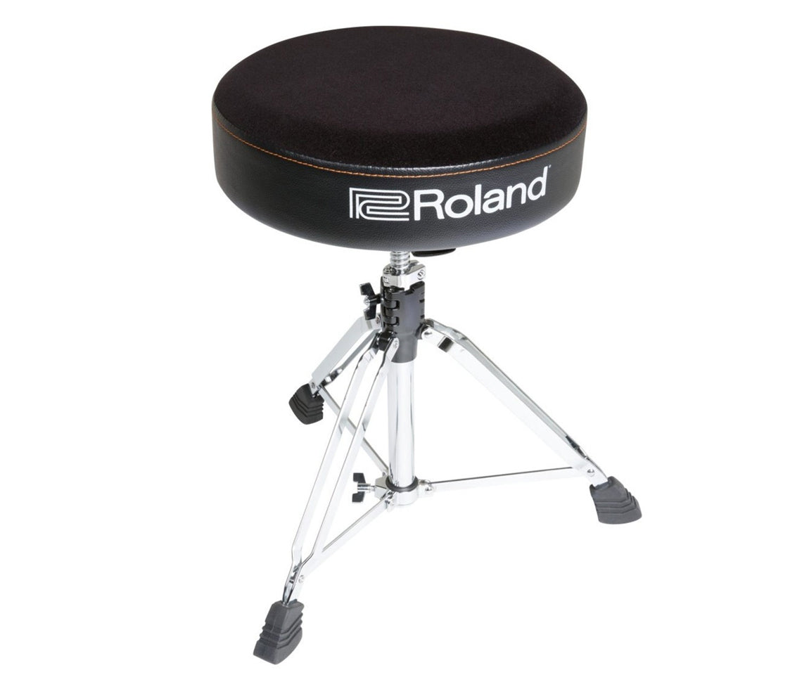 Roland, Drum Throne, Roland Accessories 2018, Drum Accessories, Black Finish, RDT-RV