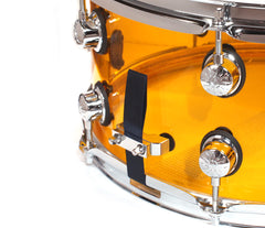 Natal Arcadia Snare Drum in Orange Acrylic