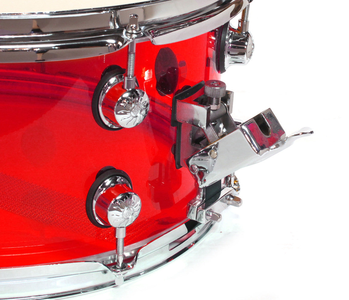 Natal Arcadia Acrylic Snare Drum Throw Off