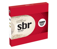 Sabian SBR Cymbals First Pack