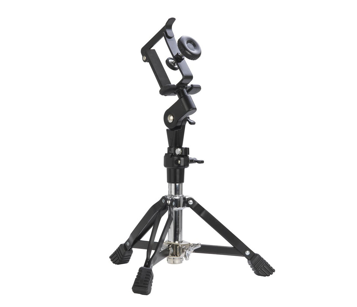 Natal Sit Down Bongo Stand Chrome, Finish: Chrome, Type: Bongo Stands, Size: Adjustable, Vendor: Natal