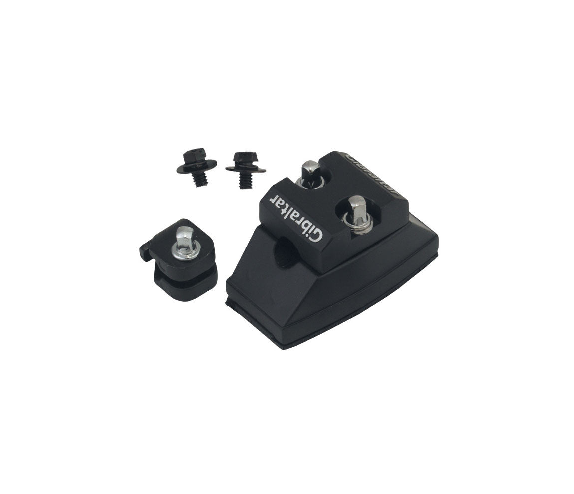 Gibraltar SC-STL2 Super Tom Bracket, Black, Key Screw
