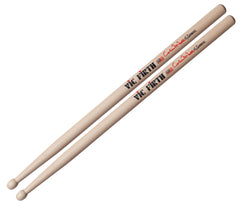 Vic Firth Corpsmaster® Signature Snare Sticks -- Colin McNutt