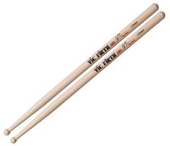Vic Firth Corpsmaster® Signature Snare Sticks -- Jeff Queen Solo Stick