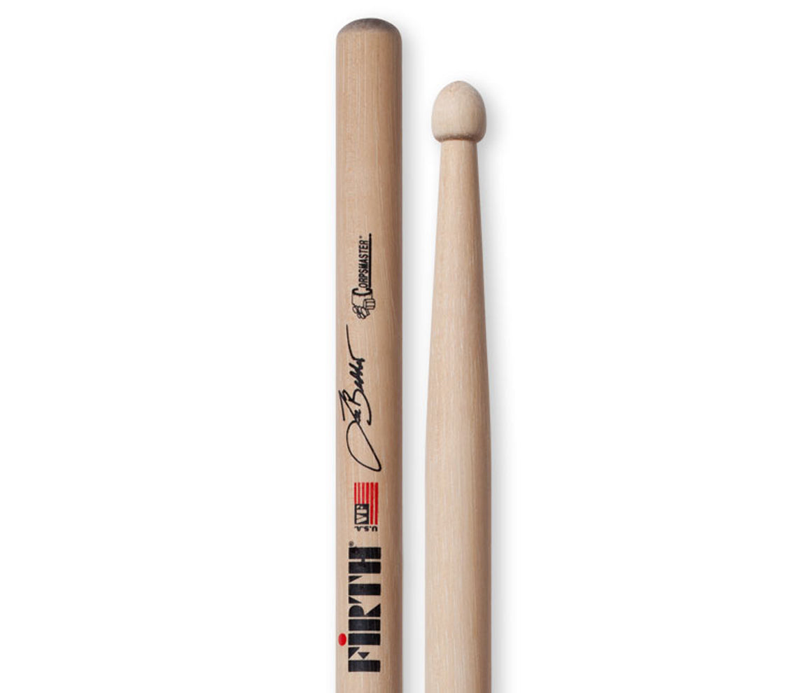 Vic Firth Corpsmaster Lee Beddis Signature Snare Drumsticks