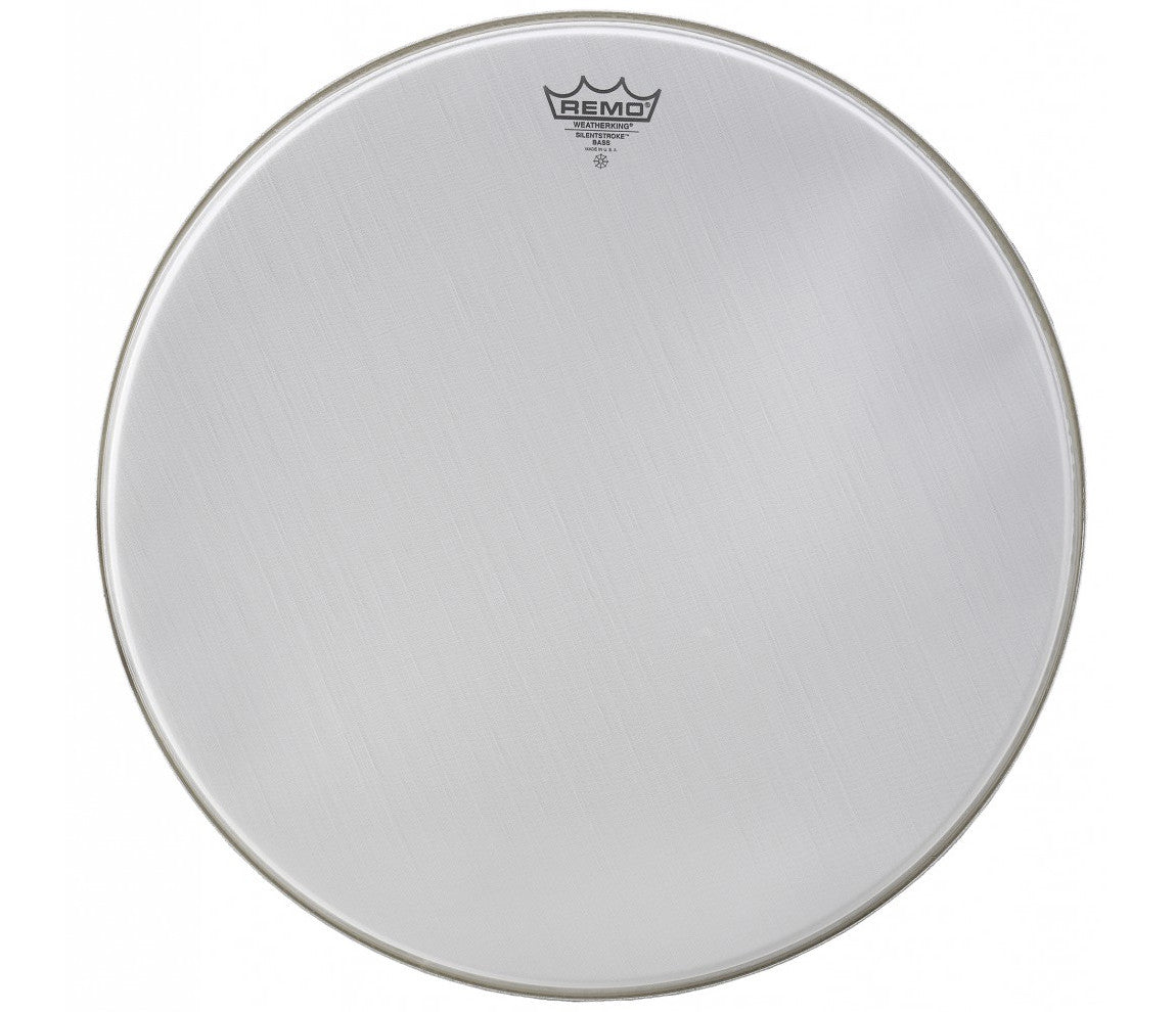 Remo Silent Stroke Bass Drum Head
