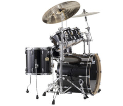 Pearl SSC Piano Black Drum Kit