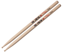 Vic Firth Corpsmaster® Signature Snare Sticks -- Thom Hannum Piccolo Tip