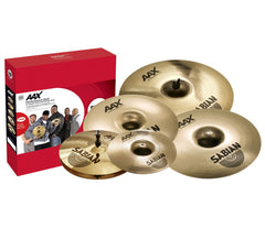 Sabian Aax Praise And Worship Pack Br.