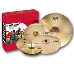Sabian HHX Praise and Worship Pack, Sabian, Sabian HHX Seroes, Cymbal Box Sets, Cymbal Sets, Cymbal Room, Cymbals