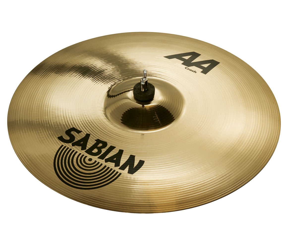 sabian aa series 18 medium thin crash cymbal drum shop. Black Bedroom Furniture Sets. Home Design Ideas