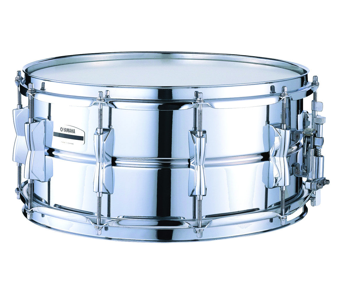 Yamaha Stage Custom Steel Shell Snare Drum