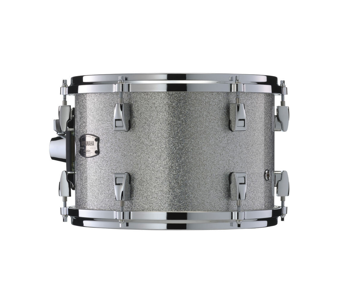 Yamaha Absolute Hybrid Maple Drum Kit in Silver Sparkle