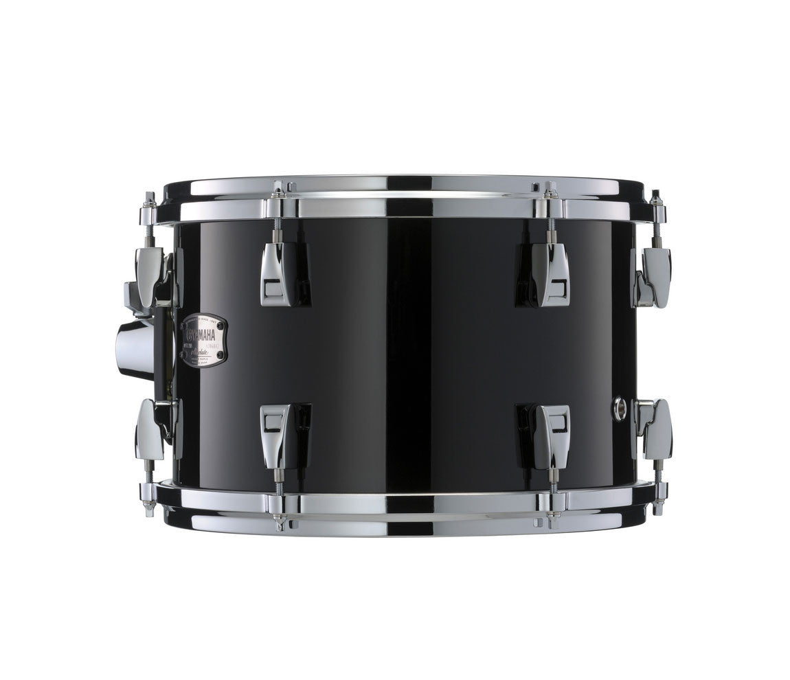 Yamaha Absolute Hybrid Maple Drum Kit in Solid Black
