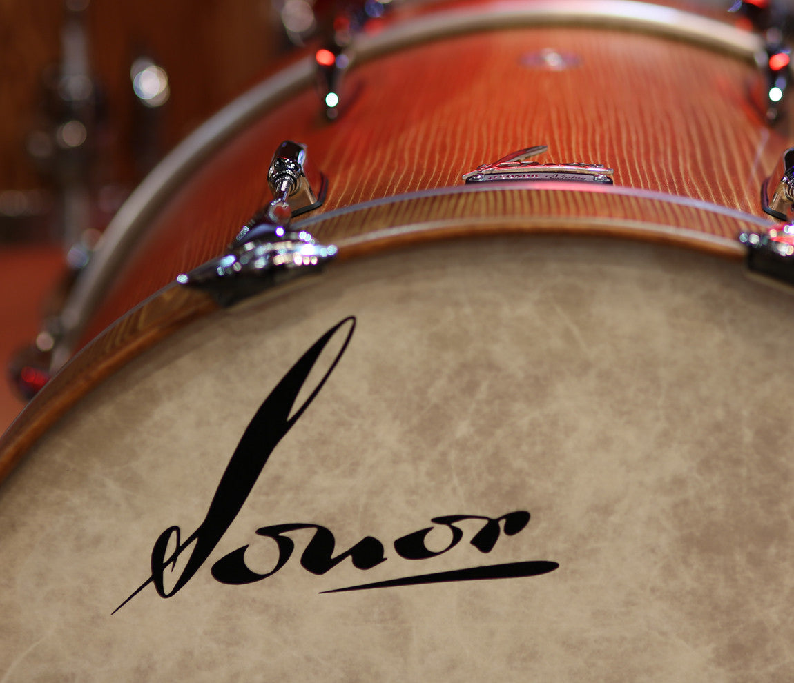 Sonor bass drum badge