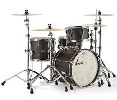 Sonor Vintage Series 4-Piece Shell Pack in Vintage Onyx