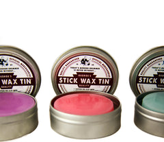 Drumshop, Drum Shop UK, Not Drums, Merchandise, Drumstick Accessories, Stick Wax Tin, Stick Wax