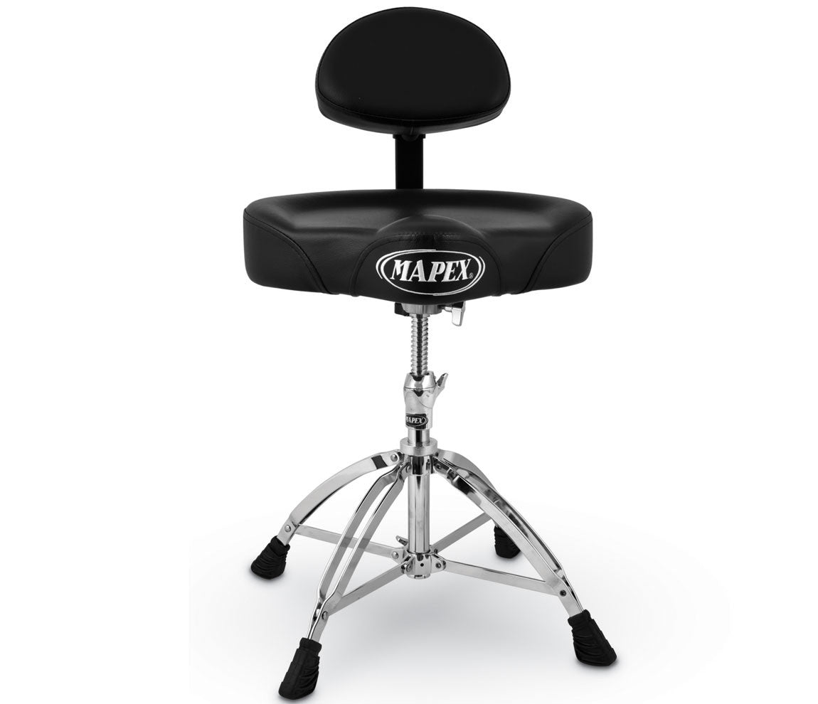 Mapex T775 Motorcycle Seat Back Rest Drum Throne