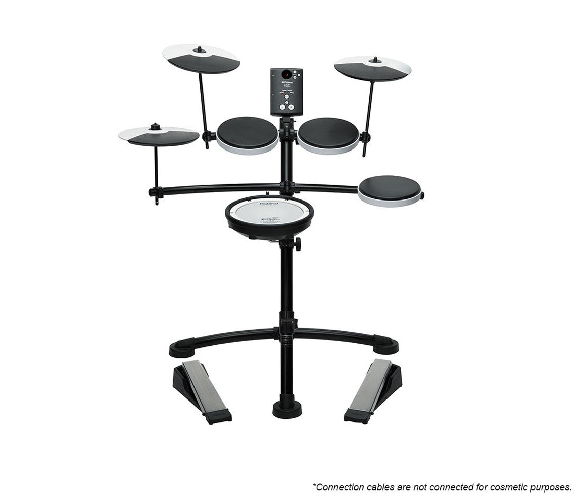 Roland TD-1KV Electronic Drum Kit with Stool & Drumsticks