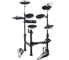 Roland TD-4KP Portable Electronic Drum Kit with Carrying Case
