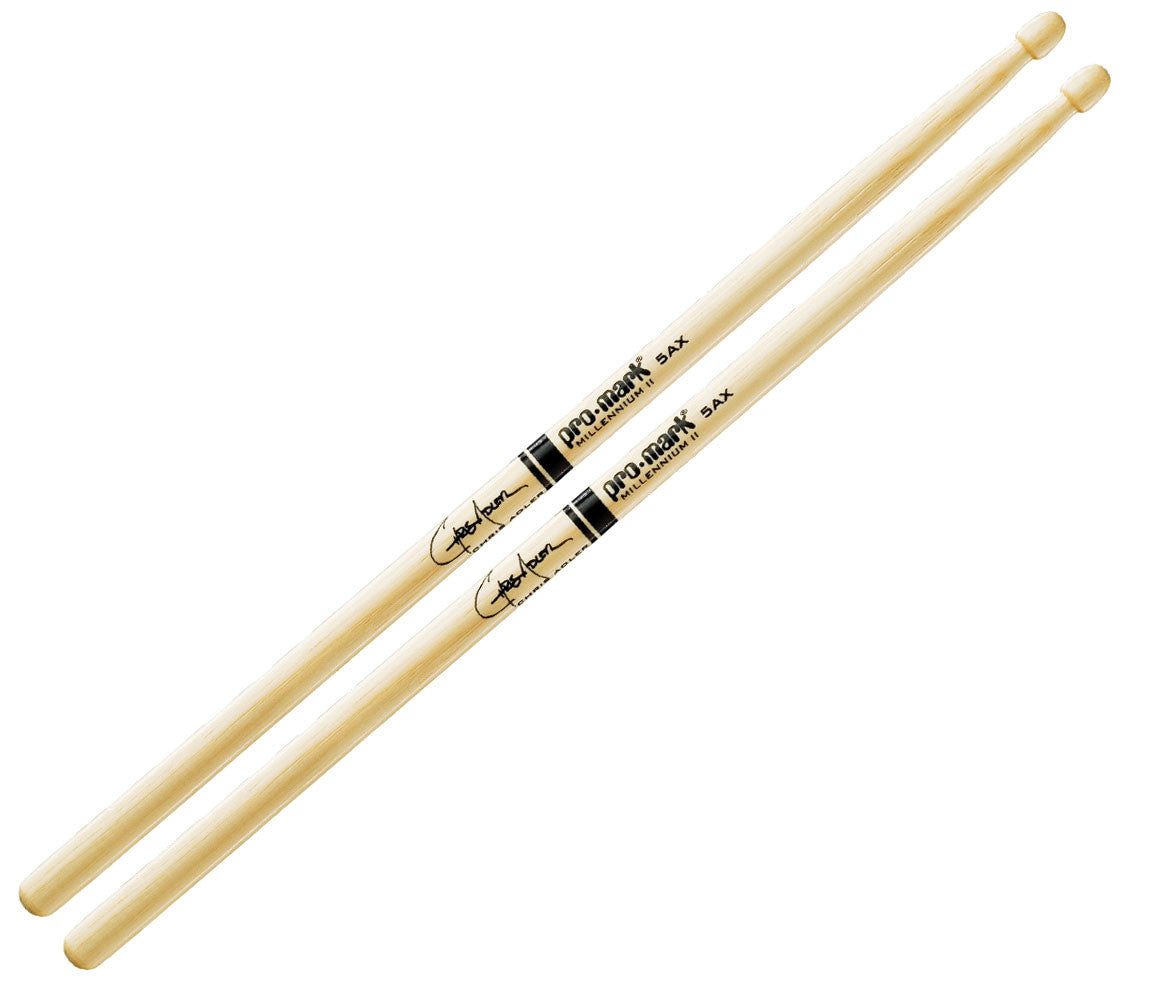 Pro-Mark Chris Adler 5AX Wood Tip Drumsticks (TX5AXW)