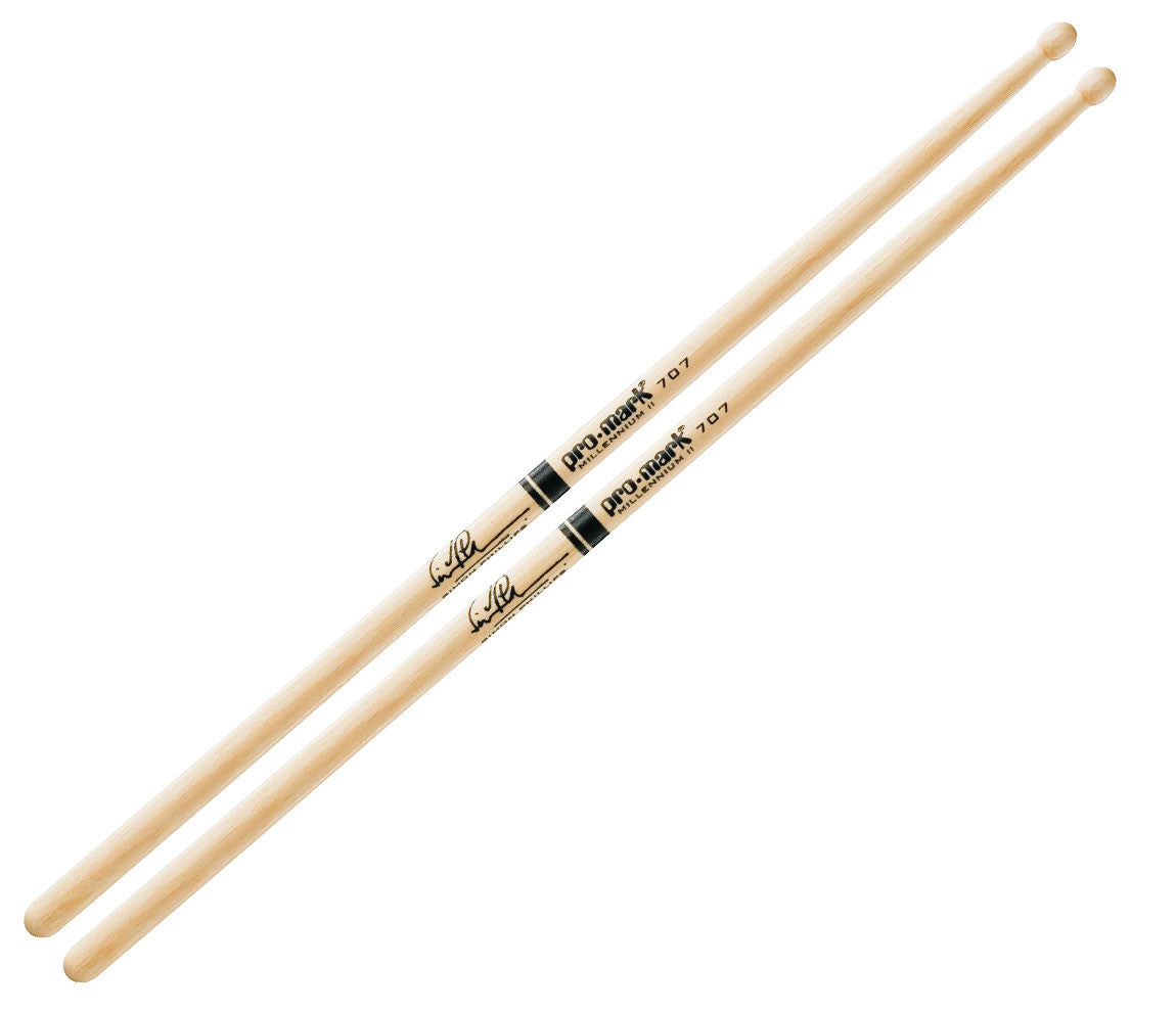 Pro-Mark Simon Phillips 707 Wood Tip Drumsticks (TX707W)