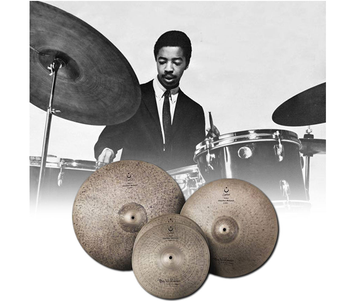 Istanbul Mehmet Tribute to Tony Williams Cymbal Set