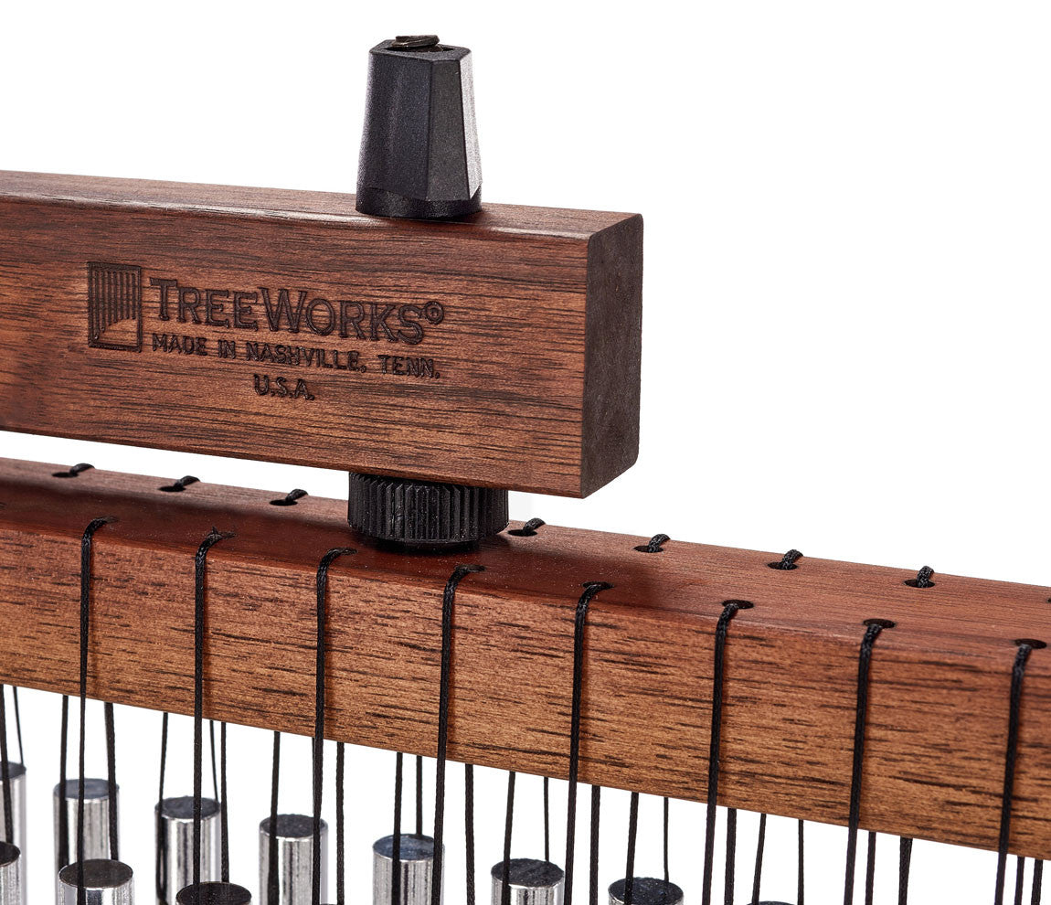 TreeWorks InfiniTree Chime Double Row - 140 Bars, TreeWorks, Hand Percussion, Chimes and Bells