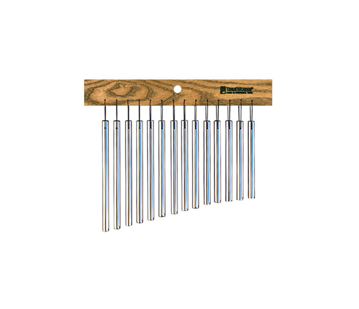 TreeWorks Compact Single Row Chime: Student, TreeWorks, Hand Percussion, Chimes and Bells